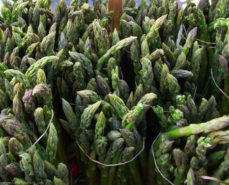 Thursday Asparagus
