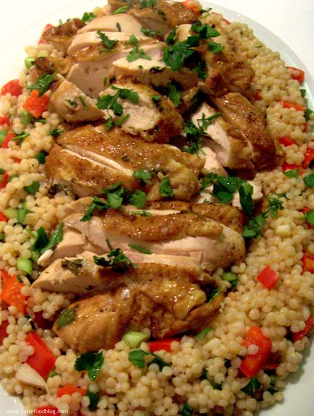 Chicken Couscous tf