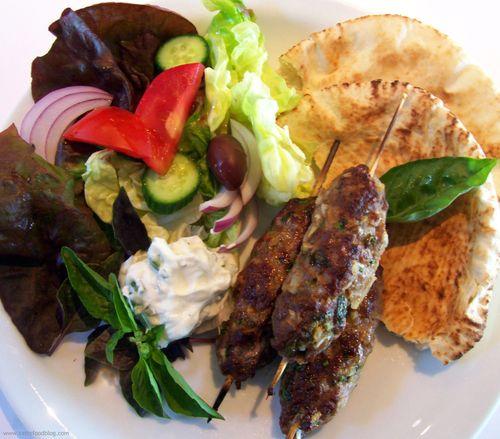 Greek Plate