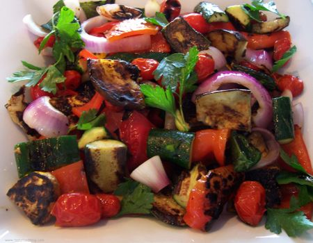 Grilled Ratatouille