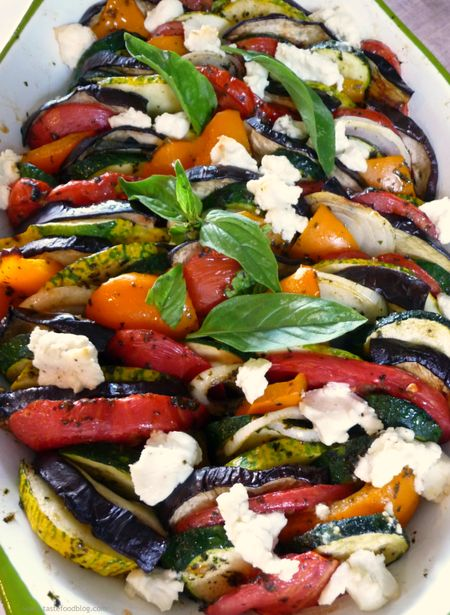 Provencal Vegetable Tian Recipe — Dishmaps