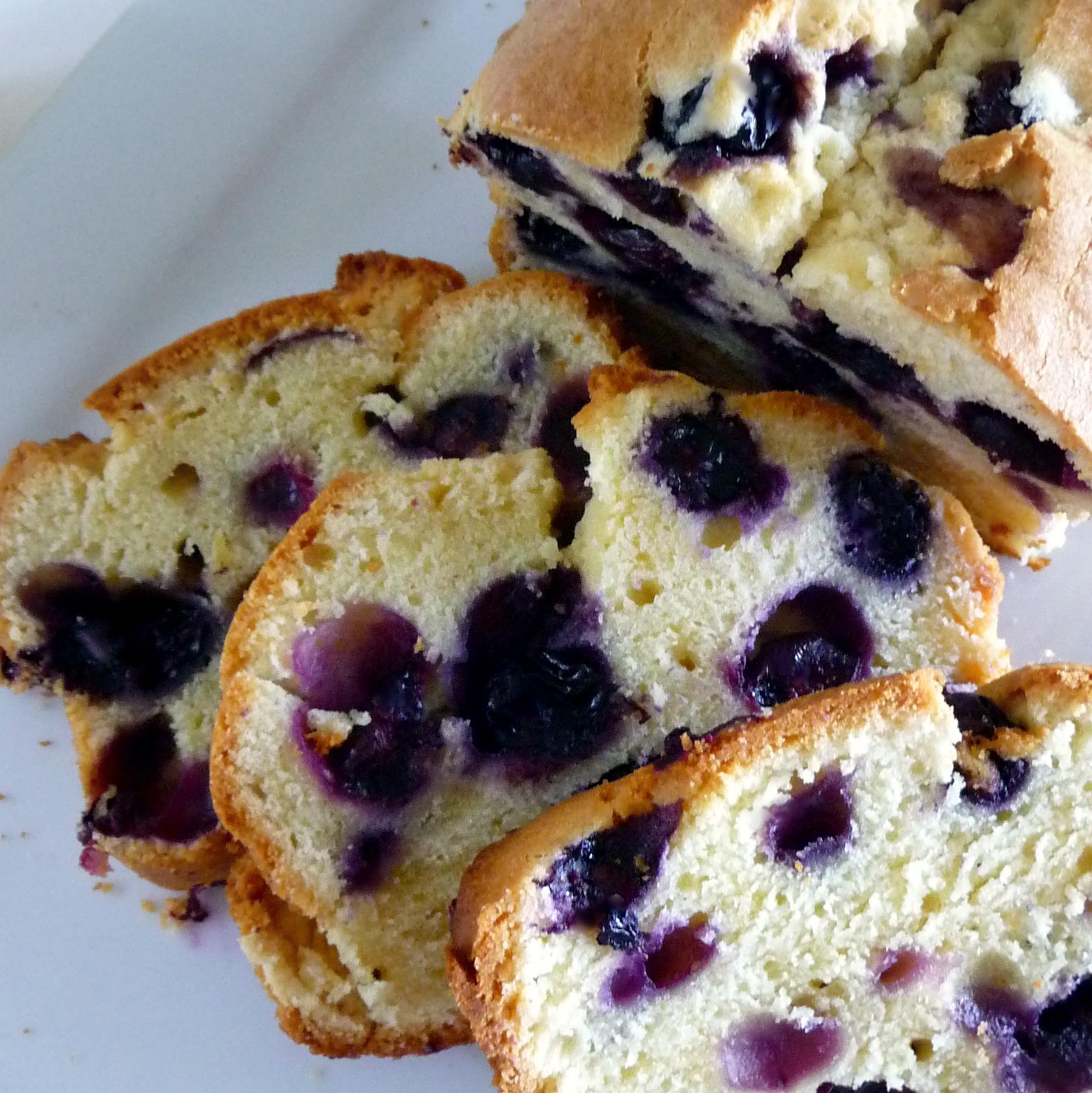 ... November 22, 2010 at 1869 × 1870 in Blueberry Lemon Pound Cake