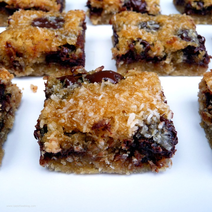 Easy Weekend Baking: Chocolate Coconut Cookie Bars