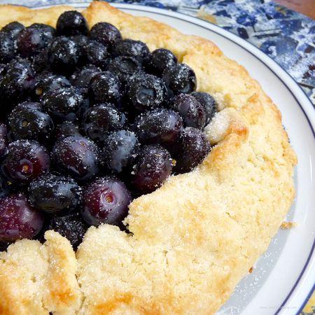 BlueberryCrostata