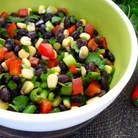 Black Bean Salsa tf