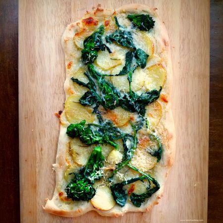 Rapini Pizza