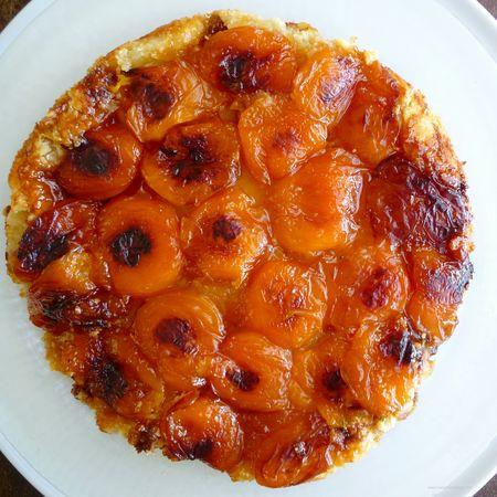 Apricot Tarte