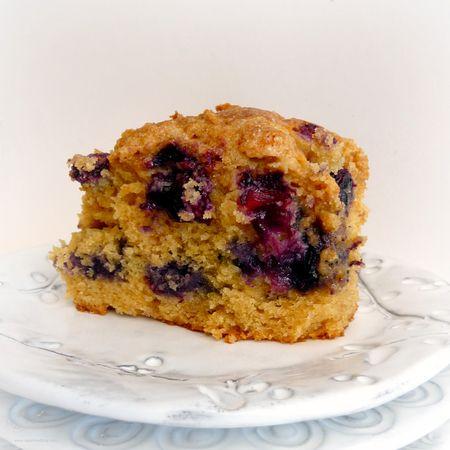 Blueberry Crumb
