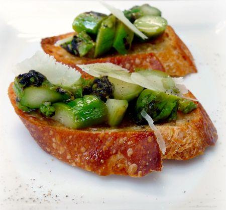 Asparagus Crostini tf