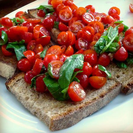 Bruschetta Tomato tf