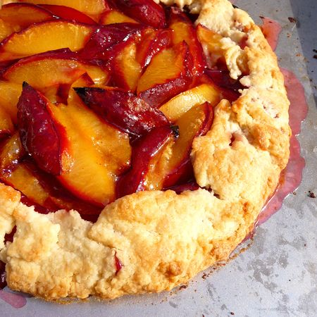 Plum Crostata tf
