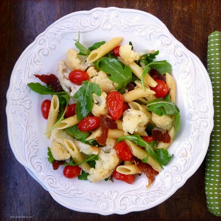 Cauliflower Penne