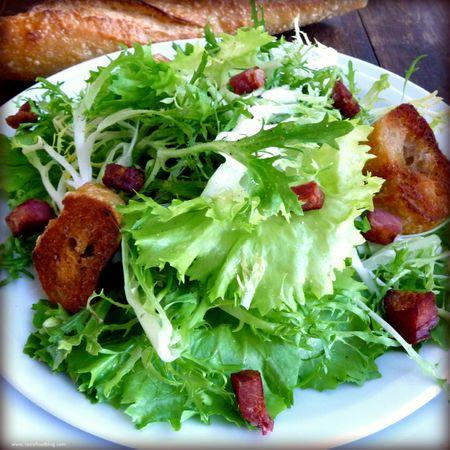Lardons Salad tf