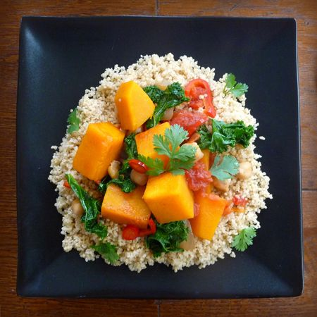 Butternut Couscous