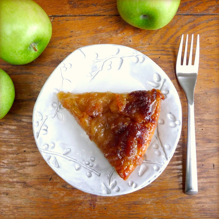 In Season: Apple Tarte Tatin