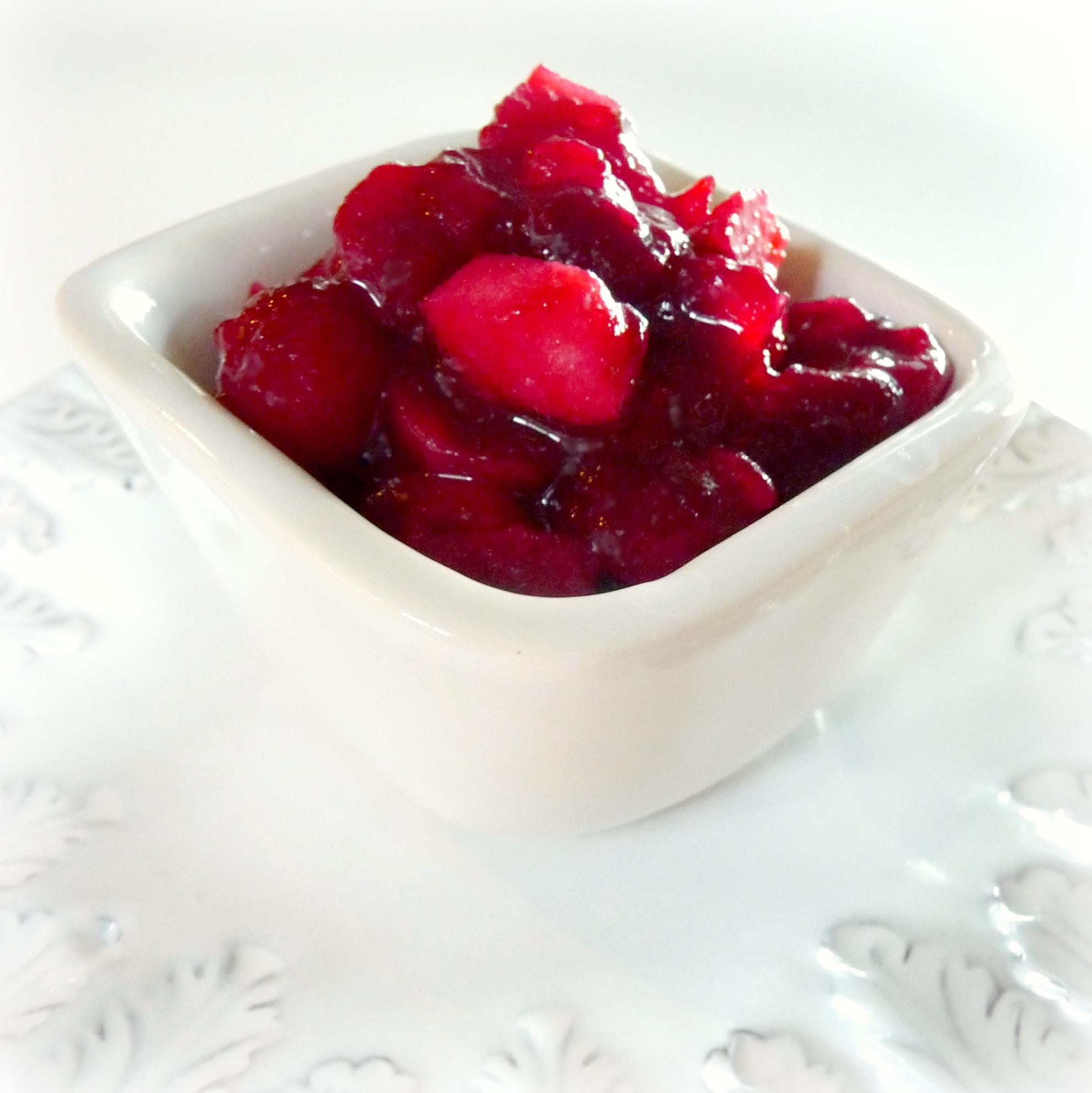spiced cranberry apple jam apple cranberry jam apple cranberry chutney ...