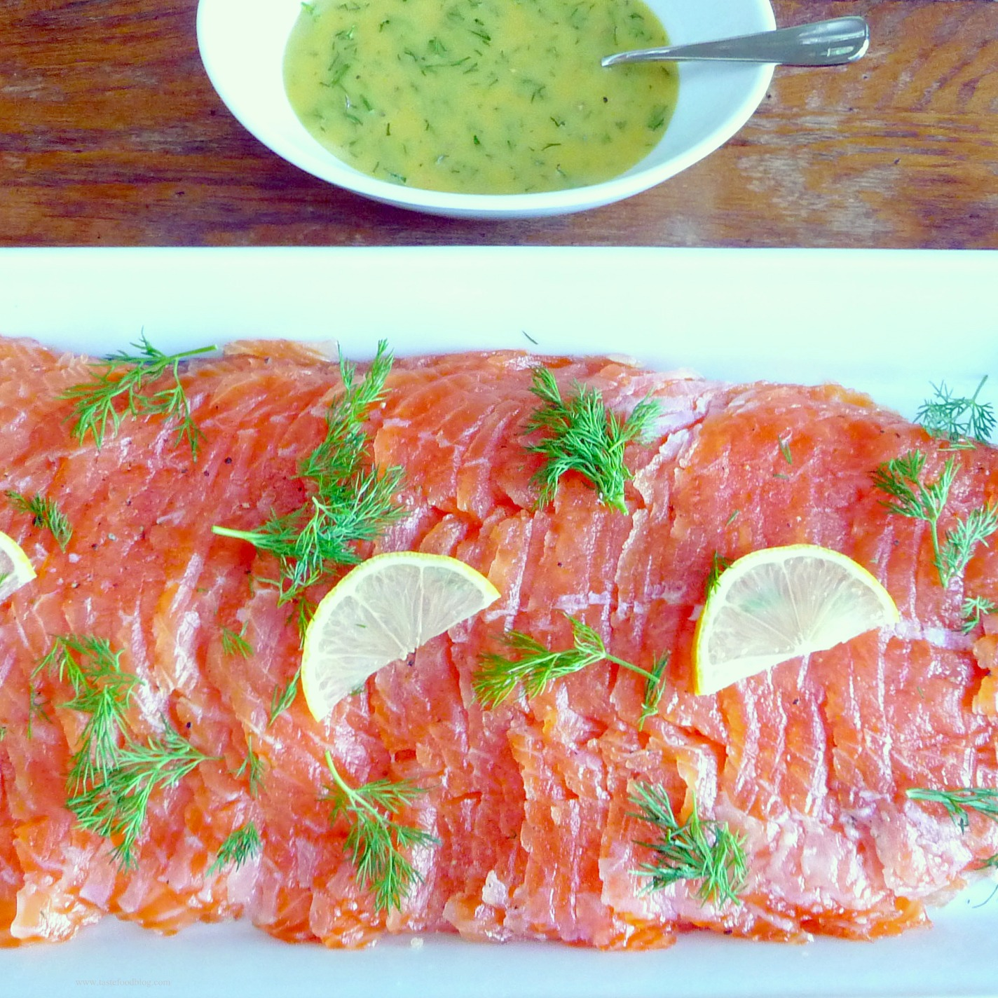 norwegian salmon gravlax with how to make norwegian salmon how to make ...