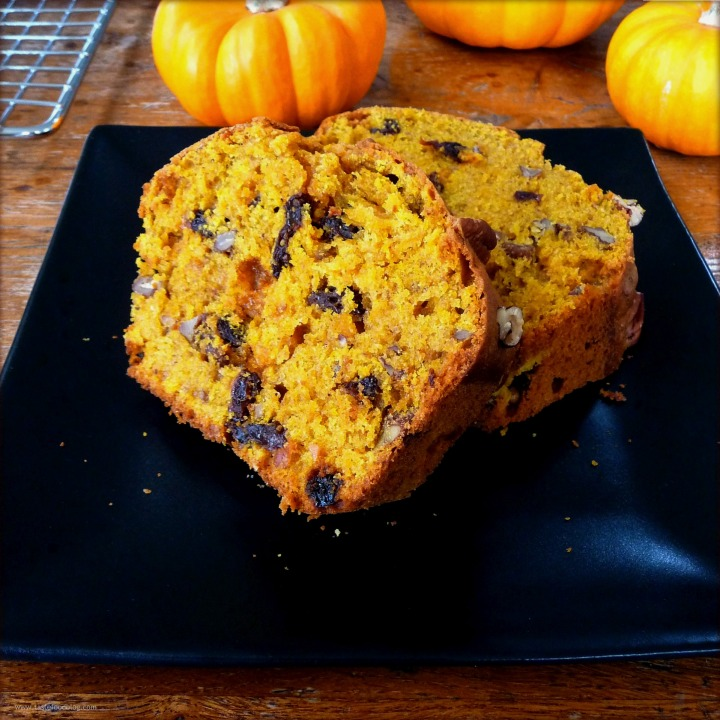 Pumpkin Spice Bread tf