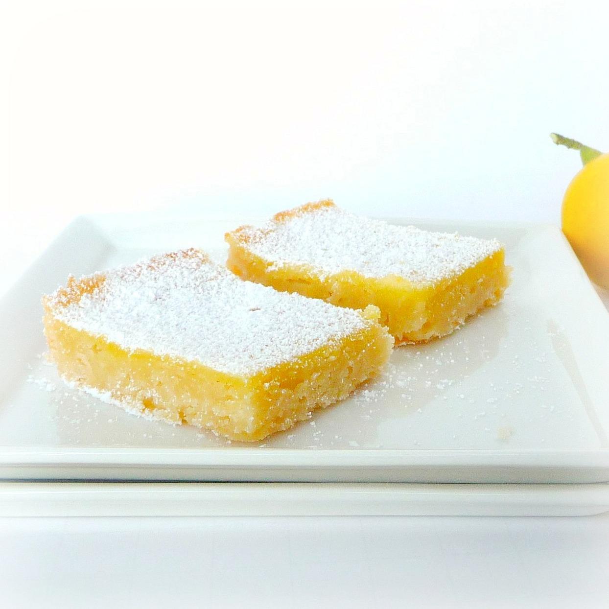 Lemon Bars | TasteFood