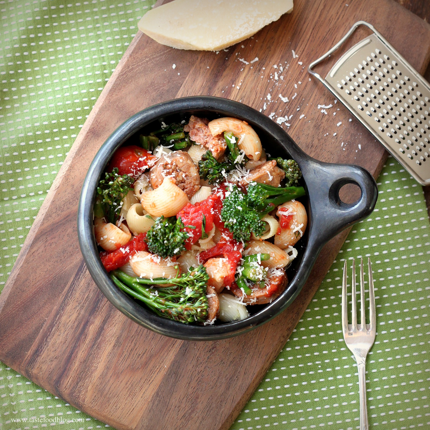Recipe italian sausage broccoli pasta