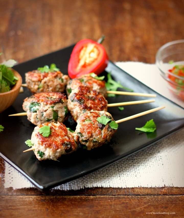 turkey meatballs