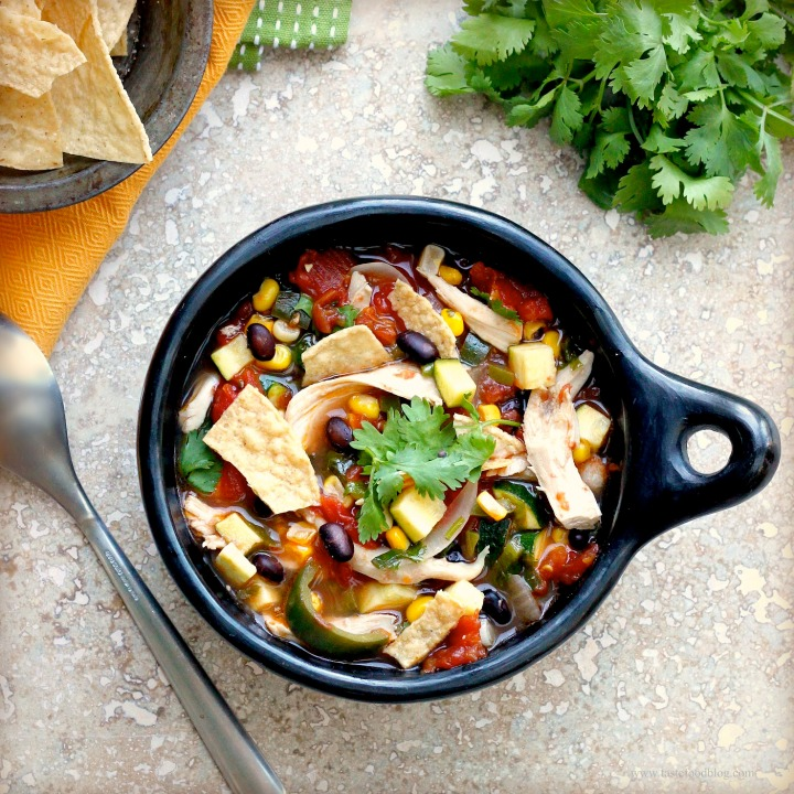 Harvest Chicken Tortilla Soup