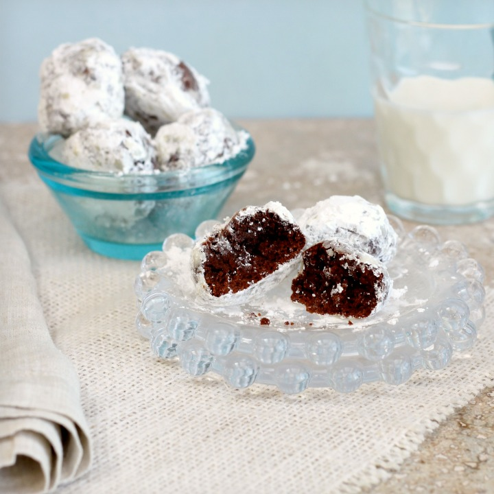The Cookiepedia and a recipe for Chocolate Crinkles