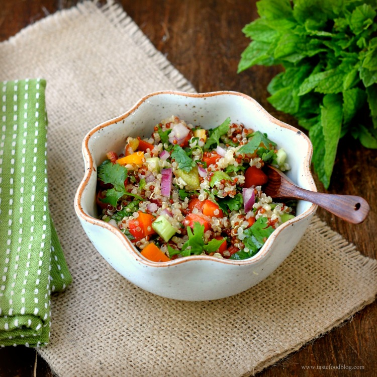 quinoa tabbouleh tf