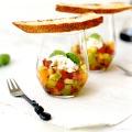 tomato tartare verrines tf