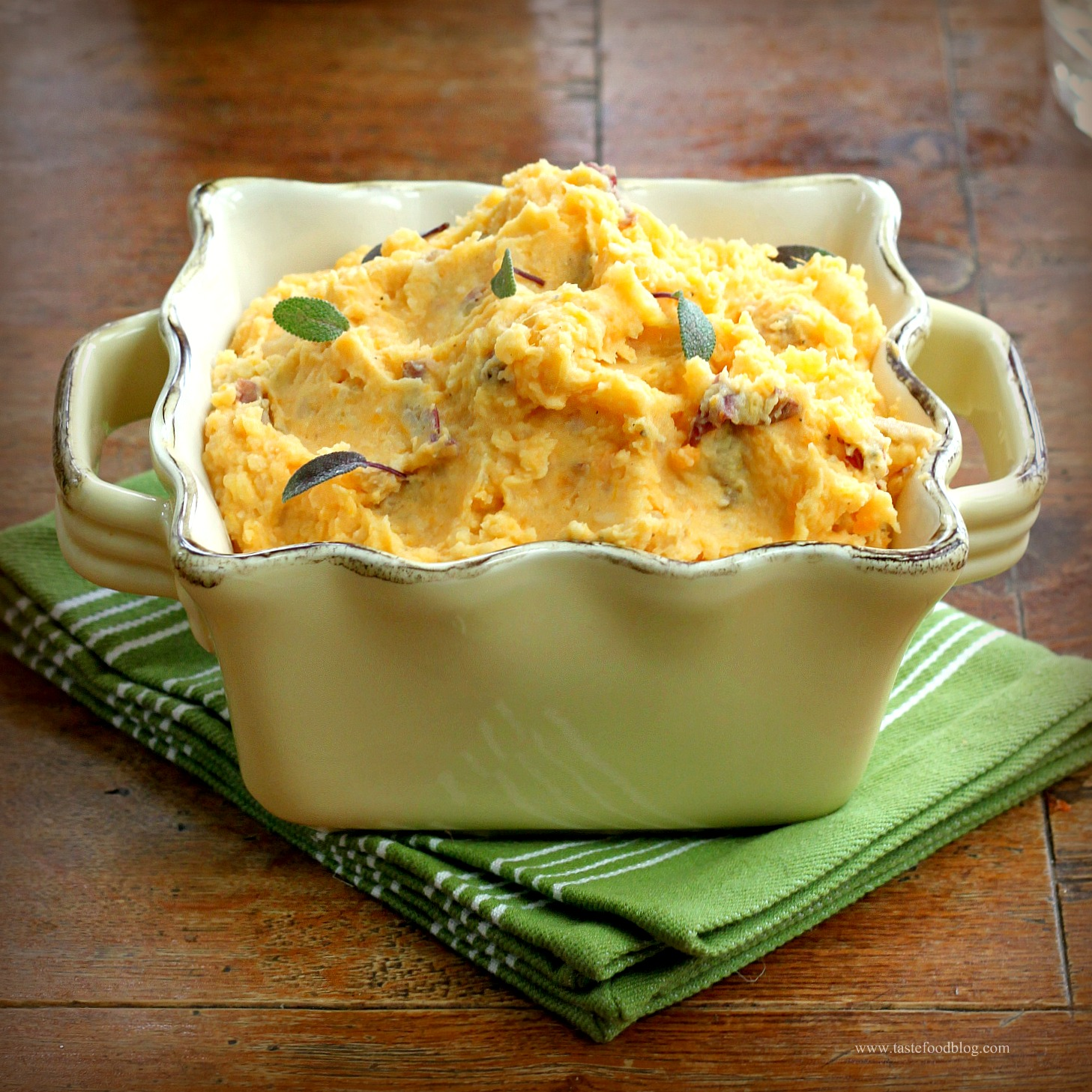 Sweet Potato Mash Recipe — Dishmaps