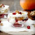 cranberry trifle close