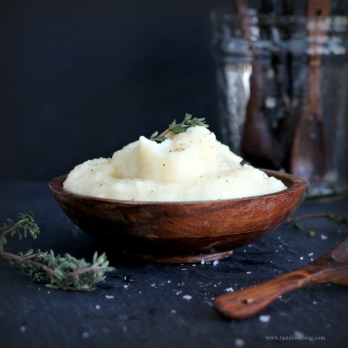cauliflower puree tastefood