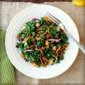 Kale_quinoa salad tastefood