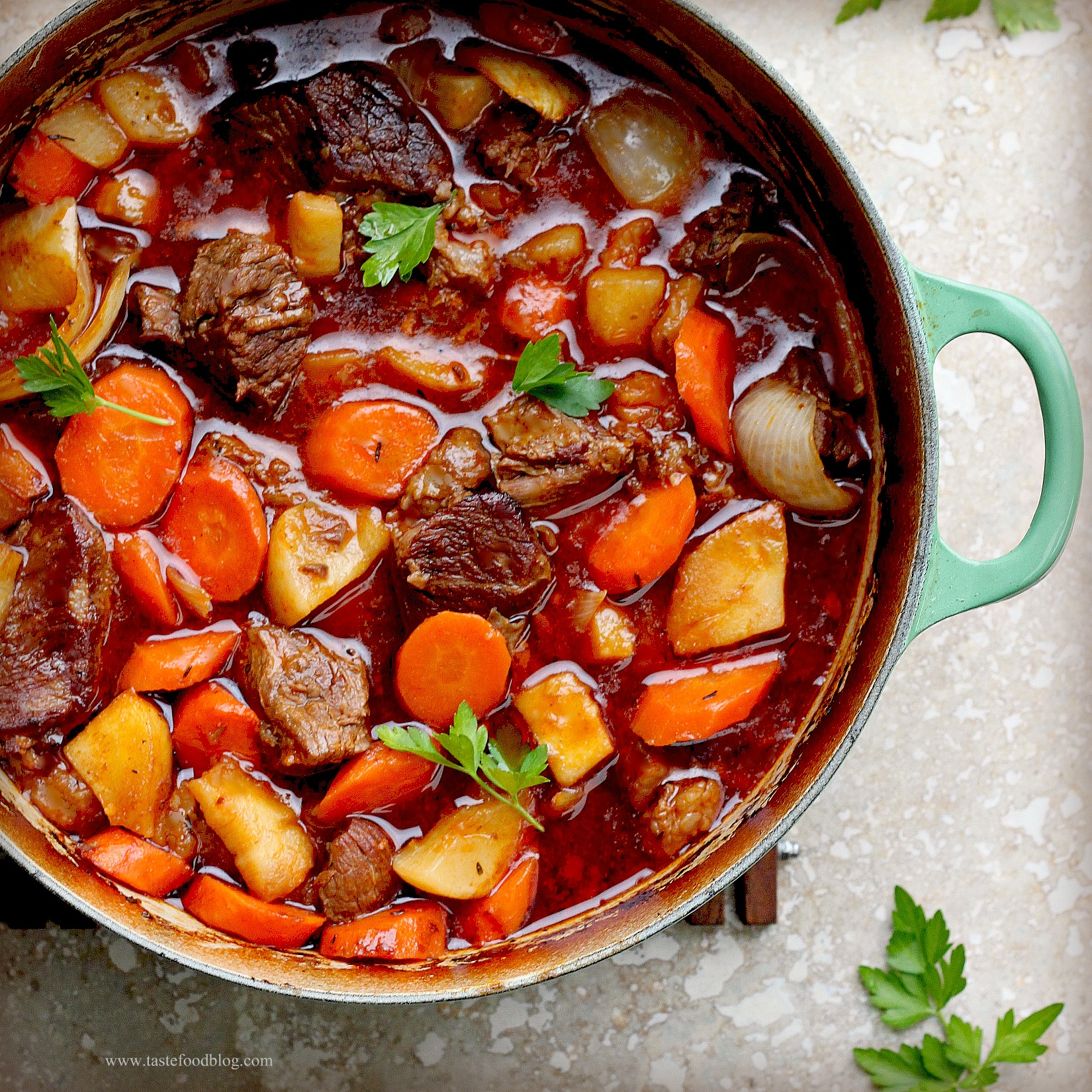 Irish Beef Stew | TasteFood
