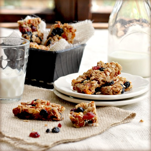 Cooking for your Health: Homemade Granola Bars | TasteFood