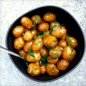 Potato and Chive Salad