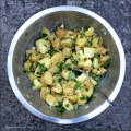 potato salad herbs tf