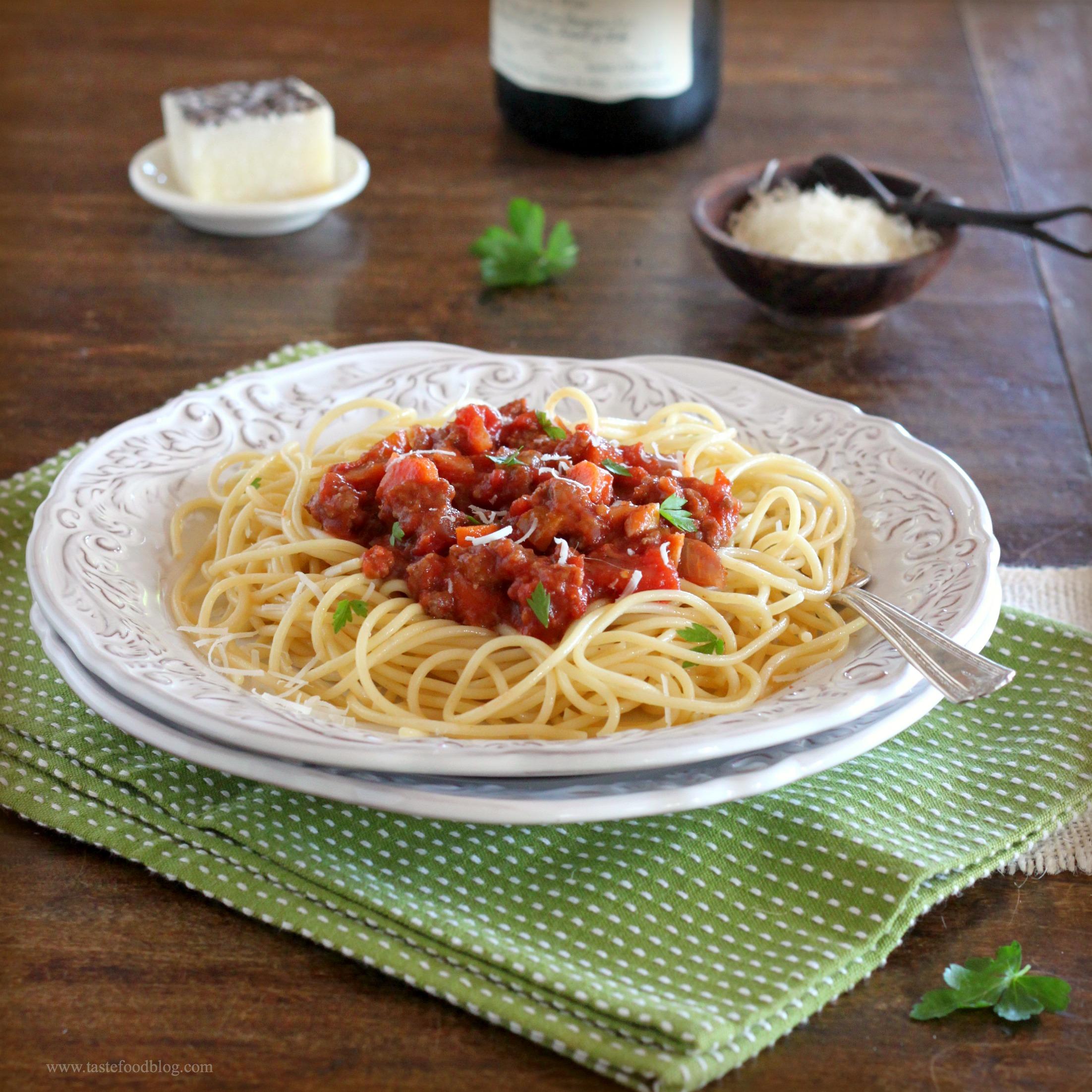 С чем и как приготовить спагетти