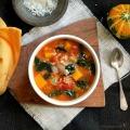 Harvest soup tastefood
