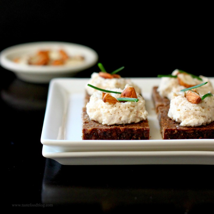 smoked trout plate tastefood