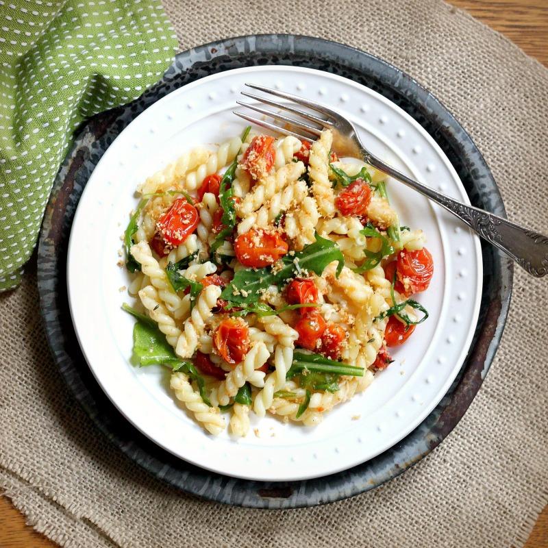 Tomato Pasta Plate x