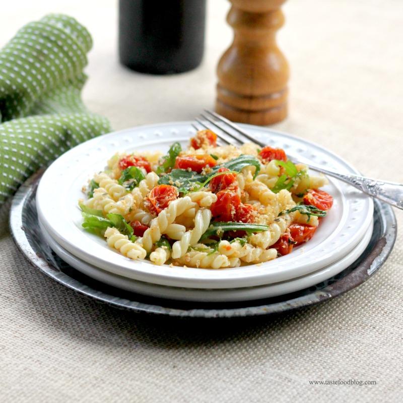 Tomato Pasta TasteFood