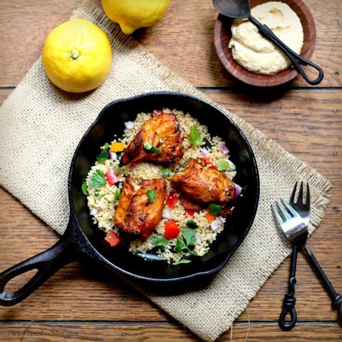 Chipotle Chicken TasteFood