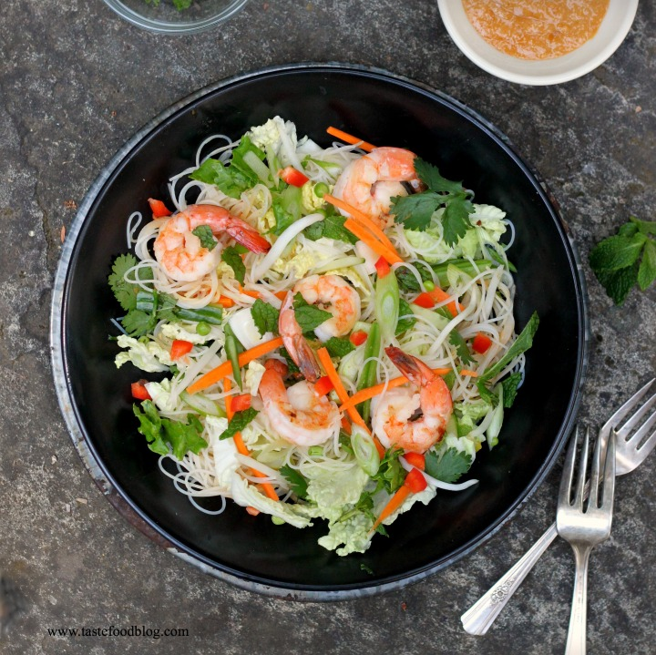 Shrimp Salad TasteFood