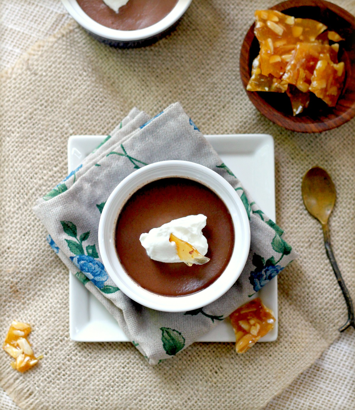 creme chocolate pots de creme chocolate pots de creme honey lemon pots ...