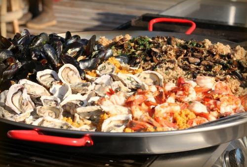 Alaska Paella TasteFood