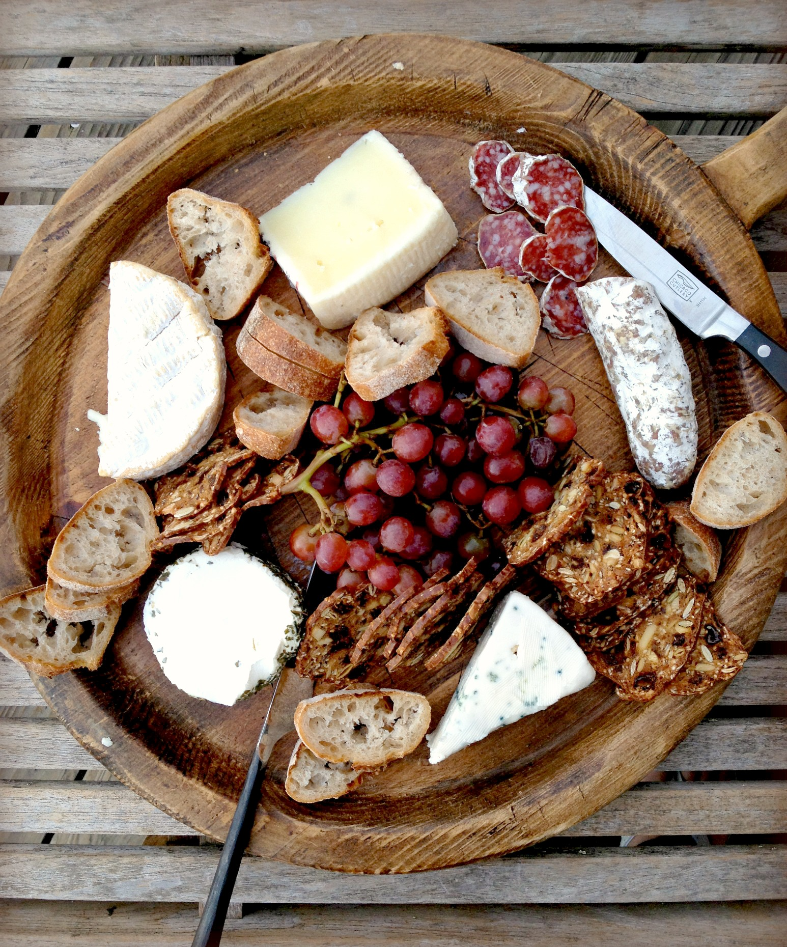 Cheese Board Ideas Pictures: Holiday Entertaining: Perfecting The Cheese Board