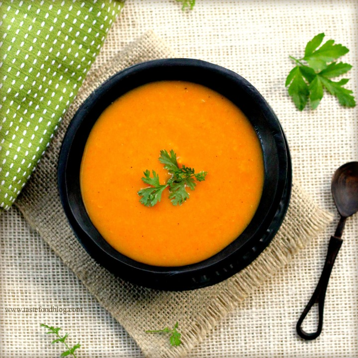 Butternut Squash Soup tastefood