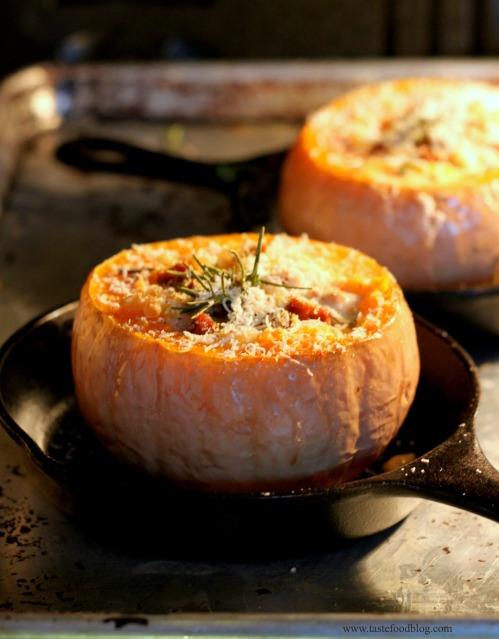 melt pumpkins