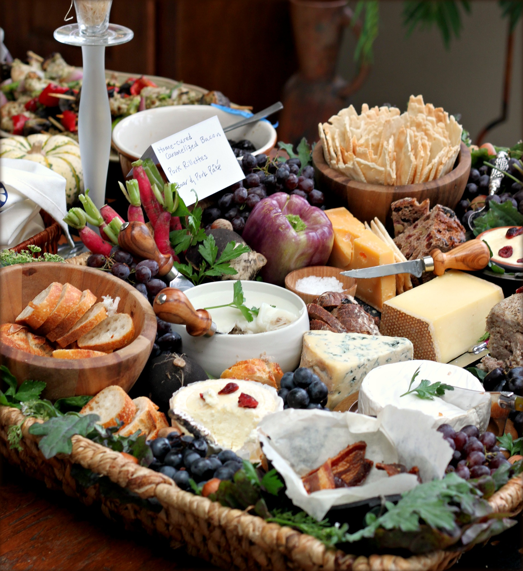 Food52 Cheese Basket & Holiday Entertaining: Perfecting the Cheese Board u2013 TasteFood
